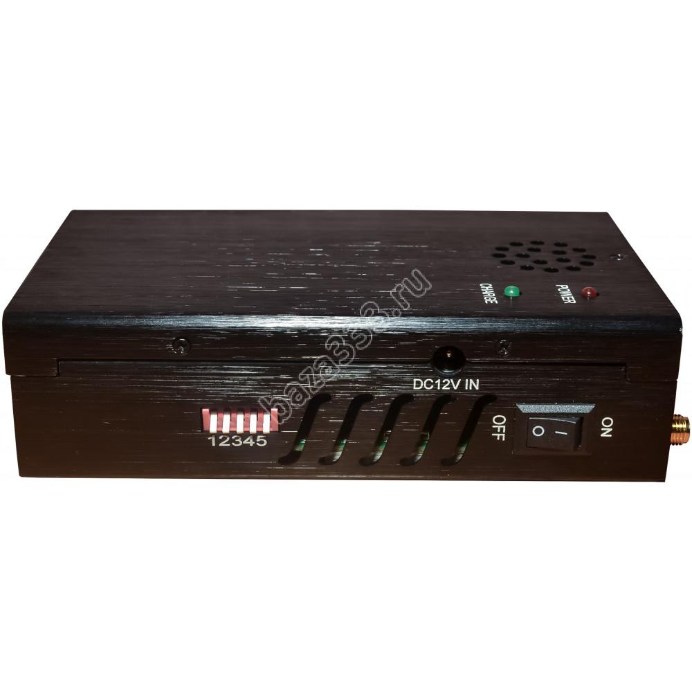 GSM-3G-GPS-WIFI глушилка EaglePro Торнадо – подавитель мобильной связи