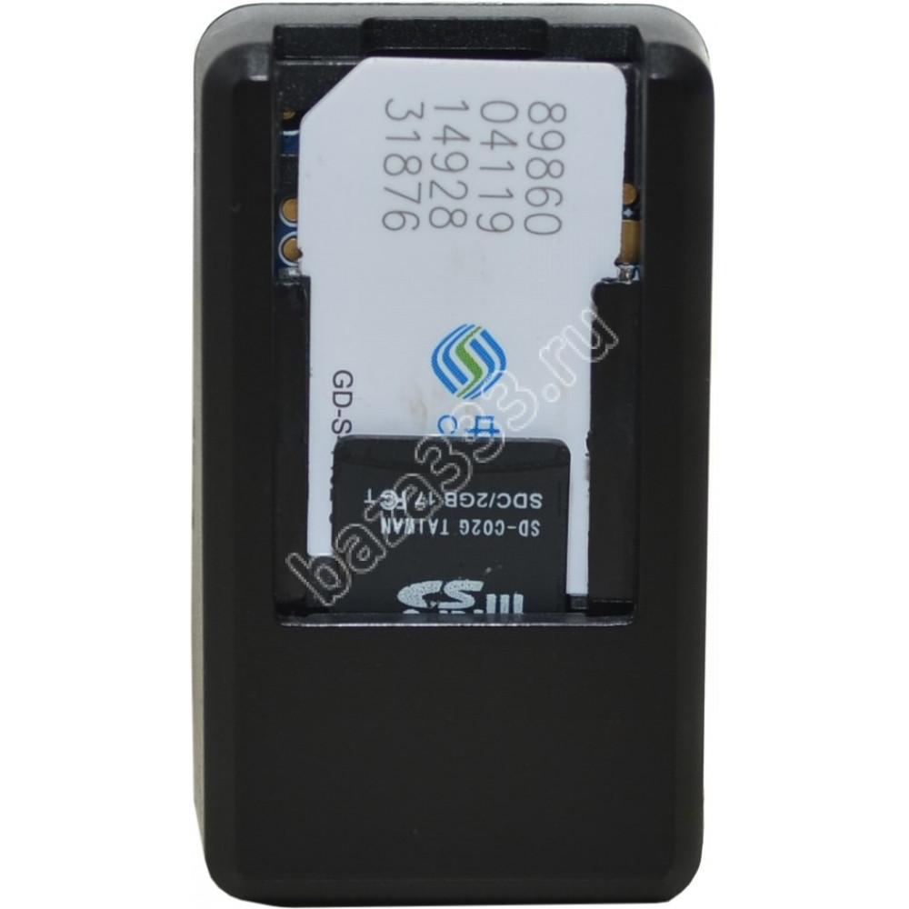 GPS трекер SmartGPS BZ31 (с функцией аудиоконтроля)