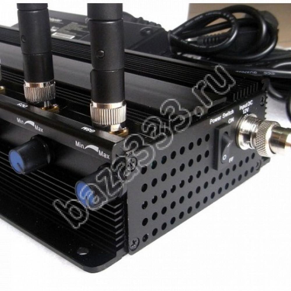 Мультичастотный подавитель «Терминатор 130-5G»