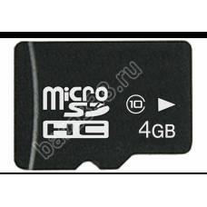 MicroSD карта 4 Гб