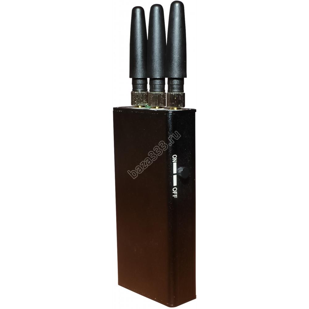Портативный GSM подавитель EaglePro Буран